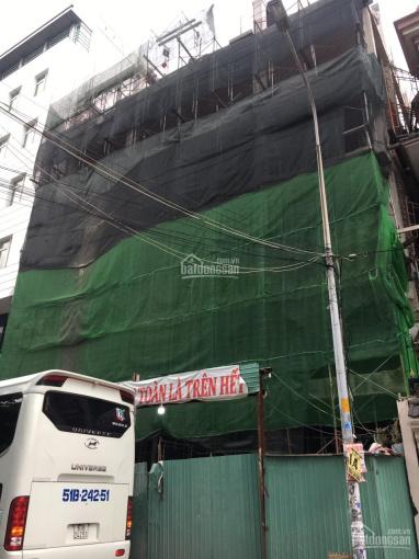 Cho thuê MT số 20 Huỳnh Lan Khanh P2 15x16=1100m2 có hầm, sân thượng, thang máy