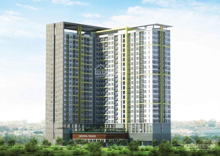 Cho thuê officetel Wilton Tower 50m2 18tr/th, LH 0911153956