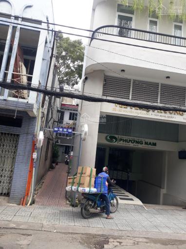 Cho thuê nhà 81 Phan Kế Bính, P. Đa Kao, Q.1, DT 13x21m, giá 165 triệu/tháng, LH 0907730579