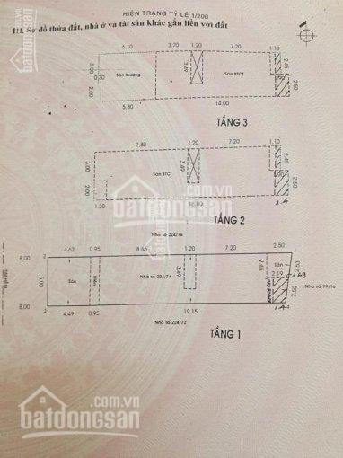 Bán nhà mặt tiền 94 Võ Công Tồn, 5mx25m, 1 trệt + 2 lầu, giá: 12 tỷ, 0931330038 - Duy Thuấn