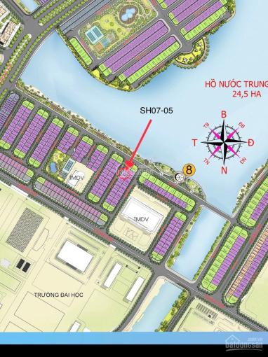 Bán gấp BT song lập SH07 - 05 dự án Vinhomes Ocean Park để thu tiền về