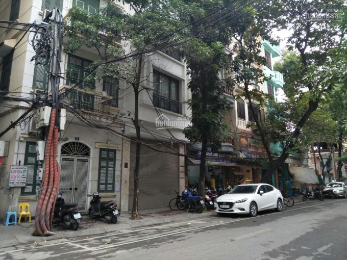 Bán nhà phố Lê Ngọc Hân, Hòa Mã, Hai Bà Trưng 52m2, 5 tầng, full nội thất, cách phố 20m, giá 5.2 tỷ