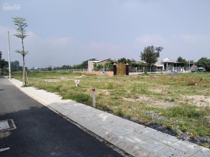 Đất nền KDC Xuyên Á, 950tr/80m2, gần chợ Xuyên Á, bệnh viện Phúc An mới xây, nằm trong KDC sầm uất