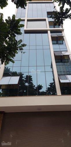 Cho thuê cửa hàng mặt phố Khuất Duy Tiến 80m2 view cực đẹp có hiên, tòa nhà 9 tầng, ô tô đỗ cửa