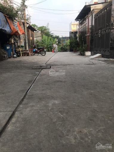 Nhà đẹp hẻm thông 6m đường Hương Lộ 2, 4x14m, đúc 3,5 tấm, giá 4,45 tỷ