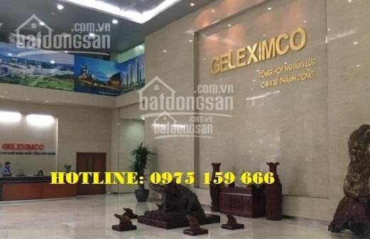 Chuyên phân phối - tư vấn thông tin thị trường đầu tư tiêu dùng Geleximco. Hotline: 0975.159.666
