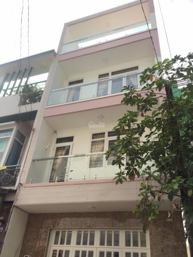 Bán nhà hẻm 8m đường Gò Dầu, 5x10m, 1 trệt, 2 lầu ST, giá 5,8 tỷ TL. P. Tân Quý, Quận Tân Phú