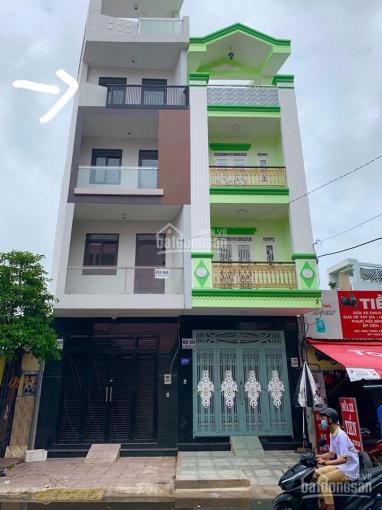 Nhà MTKD Lý Chiêu Hoàng, 4x23m, 5 tấm, 16,7 tỷ. LH 0937325069