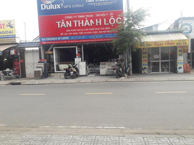 Bán nhà MT Nguyễn Văn Quá, P. Đông Hưng Thuận, Q12, DT 8x30m, giá 20.5 tỷ TL