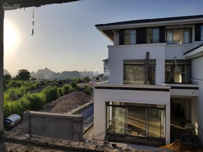 Bán căn biệt thự FLC Hạ Long view trực diện vịnh 300m2 đã xây thô bán 10,8 tỷ