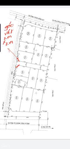 Đất đầu tư phân lô F1 đường Phù Đổng Thiên Vương, P. 8, Đà Lạt