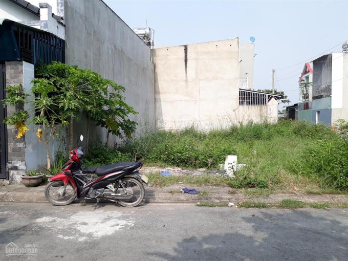 Đất thổ cư 5x18m = 88.9m2 sẹc Trương Thị Như, gần Nguyễn Thị Thử, Hóc Môn SHR đường nhựa hướng ĐN