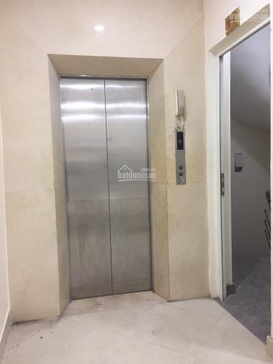 Cho thuê nhà mặt phố Minh Khai, diện tích 45m2 x 6 tầng, măt tiền 4.5m, có thang máy, nhà mới xây