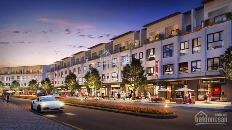 Chỉ với hơn 700 triệu bạn đã có thể đầu tư ngay 1 căn nhà phố, liền kề tại khu đô thị VIP nhất HD