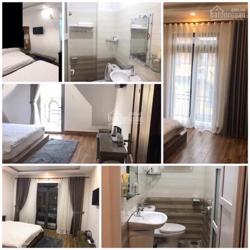 Khách sạn 10 phòng, đường Trần Phú, trung tâm ĐL bán khách sạn mới xây dựng đường Trần Phú