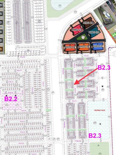 Chính chủ cần bán đất liền kề Thanh Hà khu B2.3 LK 11 - 6 giá cắt lỗ. LH: 0981.391.096