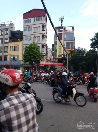 Cho thuê MT Phan Đăng Lưu, Q. Phú Nhuận, DT: 8x18m, 5 lầu