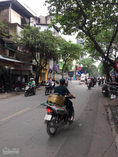 Bán nhà mặt phố Nguyễn Công Trứ sát Phố Huế sổ đỏ 118m2, mặt tiền 5,5m, giá 38 tỷ,0979696656