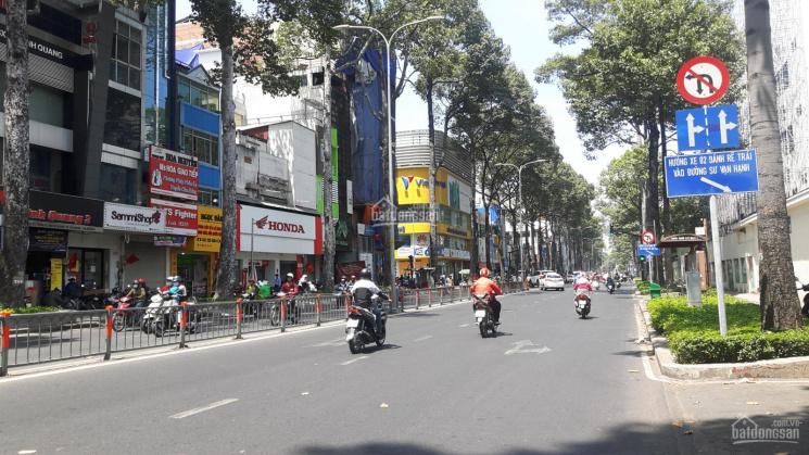 Bán nhà 4.2x26m mặt tiền Cách Mạng Tháng 8, P. 5, Q. Tân Bình, giá rẻ 22,5 tỷ