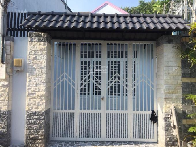 Bán nhà hẻm 1 xẹc Tân Xuân 1 - Hóc Môn DT 4x20 hẻm 6m giá 3ty1 thương lượng