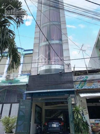 Bán nhà rẻ như bán đất, nhà 1 sẹc Nguyễn Ảnh Thủ. Diện tích 60m2 - 1 trệt, 1 lửng, 4 lầu