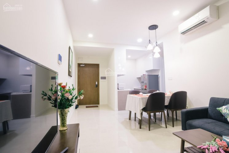 Mình cần cho thuê căn hộ cao cấp Millennium, 1PN 1WC full nội thất có ban công giá 18tr 0906729193
