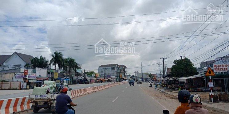 Bán đất MT Bình Chuẩn 34 Thuận An gần bưu điện Bình Chuẩn, giá 1.25 tỷ/80m2, SHR, LH 0903639698 Kim