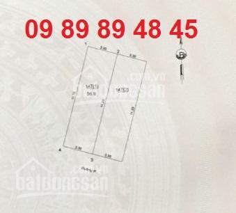 Bán mảnh đất 36.9m2 cách cổng trường ĐH Nông Nghiệp 50m, giá 1,9 tỷ