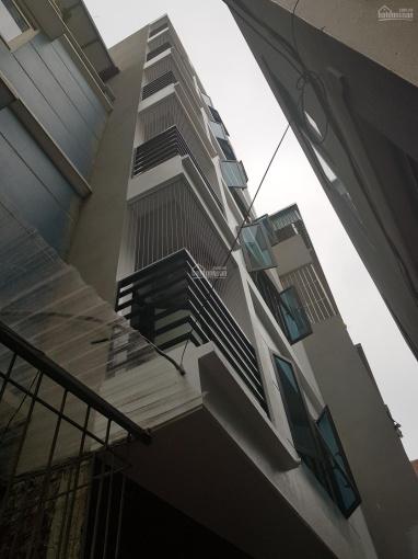Gấp! Bán chung cư mini 6 tầng 10 phòng, KD tốt 30tr/tháng, ngõ 36 Phố Lụa - Vạn Phúc - Hà Đông