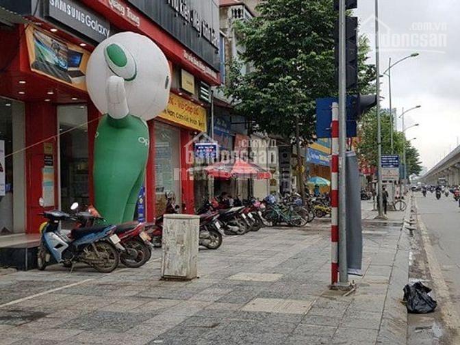 Gia đình cần bán nhà (5T*90m2) mặt đường Nguyễn Trãi, Thanh Xuân. Giá 13 tỷ, LH*0898982846*
