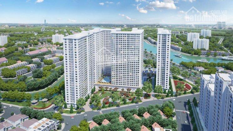 Cần bán lại CH Diamond Riverside lầu 18 góc, view công viên, căn 2PN 2WC, giá 1.720 tỷ 0937934496