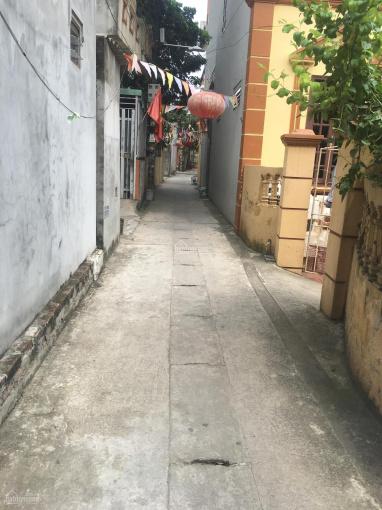 Bán nhà cấp 4 về ở được luôn tại Cửu Việt, Trâu Quỳ - Gia Lâm, giá 1.45 tỷ, LH 0981221486
