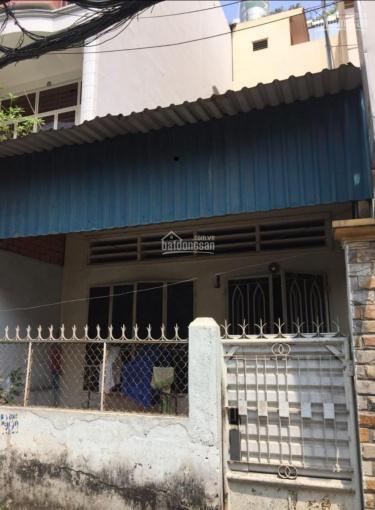 Đáo hạn NH cần bán nhà cũ 78m2 đường Nguyễn Văn Luông, Q. 6 gần BV Q. 6 có sổ - LH 0797983365