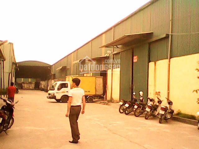 Cho thuê kho xưởng tại 637 đường Minh Khai (gần Cảng Hà Nội) 400m2, 1000m2 và 2500m2 ảnh 0