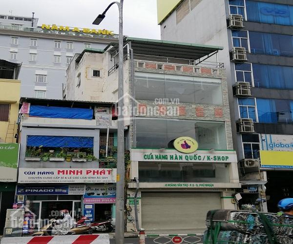 Cho thuê nhà MT Khánh Hội, Q. 4, 6X20m trệt 2 lầu khu sầm uất tập trung nhiều VP, ngân hàng