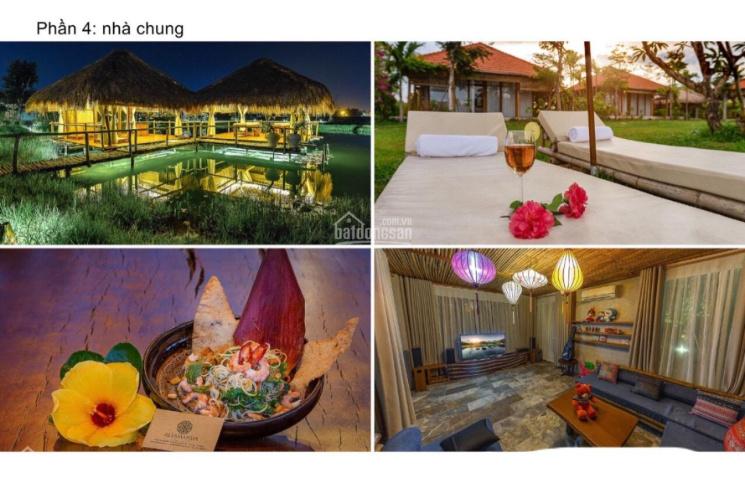 Chuyển nhượng resort Allamanda Estate 4 sao tại Xã Cẩm Hà - Tp Hội An