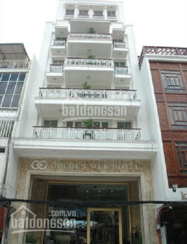 Bán gấp nhà 81m2, mặt tiền 6m mặt phố Lạc Chính quận Ba Đình giá 15.7 tỷ