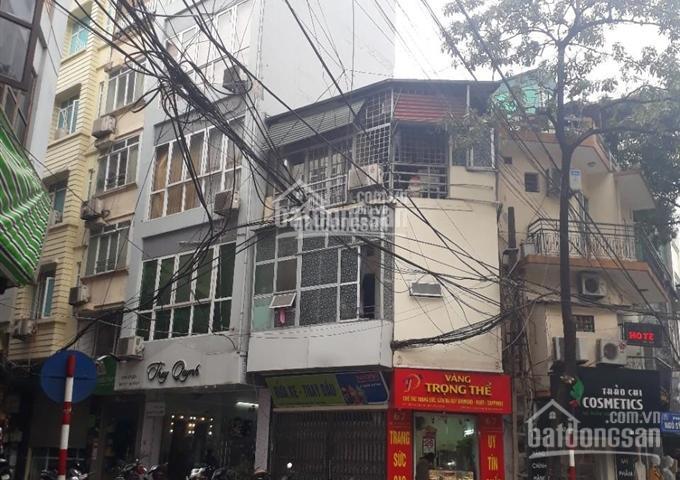 Cho thuê nhà mặt phố Nguyễn Khuyến - Văn Miếu. 150m2 x 6 tầng, mặt tiền: 5m. Kinh doanh mọi mô hình