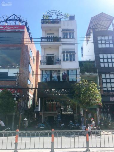 Góc 2MT Nguyễn Thái Sơn 6x14 hầm 5 lầu HĐT 70tr chỉ 17 tỷ. LH: 0903373928