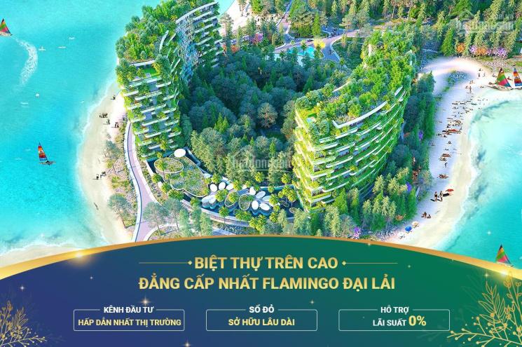 Chính Chủ Bán Biệt Thự Trên Cao Giá Thuê 3tr5/1 đêm Resort Flamingo Đại Lải 0968705333
