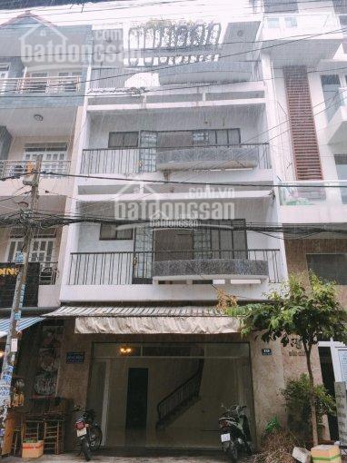 Cho thuê nhà nguyên căn đẹp, nằm trên mặt tiền đường Nguyễn Thái Bình, Quận Tân Bình, giá 40 tr/th