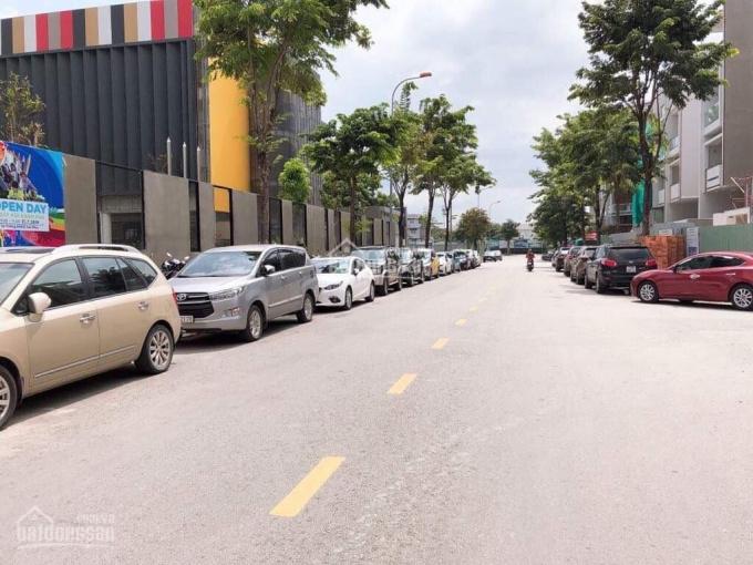 Shophouse Đinh Thị Thi khu đô thị Vạn Phúc thanh toán 25%, sau 2 năm mới TT 7x21m, 5 tầng, 28,8 tỷ