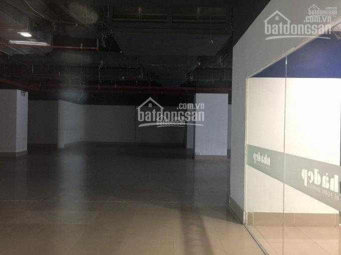 Cho thuê mặt bằng lớn ở khu chung cư dự án Kim Văn Kim Lũ