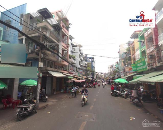 36m2 Mặt tiền Nguyễn Duy Dương gần chợ Nhật Tảo, Q.10 (MS: NH-0018054)