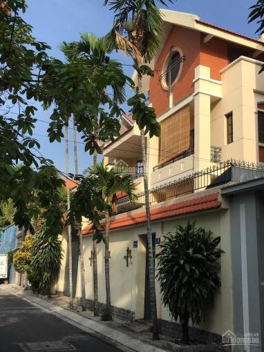 Bán biệt thự cao cấp mặt tiền đường 58 KDC Tân Quy Đông, phường Tân Phong, Quận 7. Giá bán 32 tỷ. L