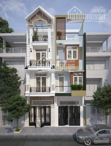Bán nhà 2M HXT thông 10m Dương Quảng Hàm, P5, GV. DT 4x17m lửng 3 lầu, giá 8.7 tỷ TL LH 0932170604