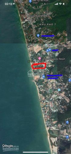 Bán Resort 11993m2 mặt đường Trần Hưng Đạo, có bãi biển dài đẹp