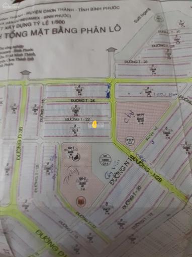 Cần bán gấp lô 84, 85 TDC17, Becamex Chơn Thành, Bình Phước. LH 0789203188