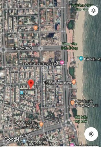 Nhà mặt tiền đường 5.5m ngay chợ Phước Mỹ, gần Hồ Nghinh, biển Phạm Văn Đồng, Mỹ Khê