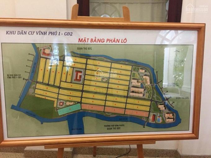 Cần bán đất nền KDC Vĩnh Phú 1 GĐ2 DT 5*15=75m2/5*16= 80m2 giá 23tr/m2 LH 0934252279 Quỳnh Nga
